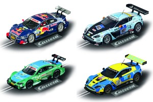 "SlotCarDreams Tuning Carrera DTM / Aston Martin ""Race"" => VORLAGE"