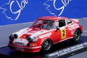 Porsche 911 Rallye 2000 Virajes 1974 #2