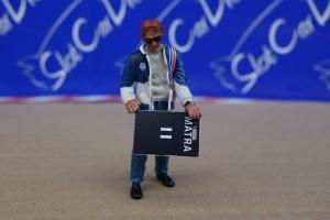 LMM Figur Gérard Manager mit Tafel