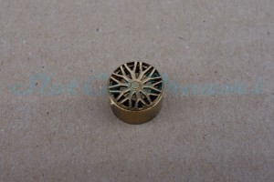 "Slot.it Felgeneinsatz BBS 10,7 mm Plastik gold => ""Stück"""