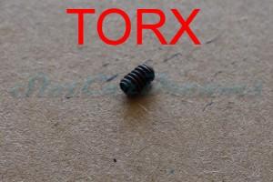 """Slot.it Wurmschraube M2 x 3 mm TORX => """"Stück"""""""
