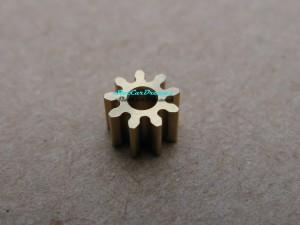 """Slot.it Motorritzel IL 5,5 mm 9 Zähne Messing => """"Stück"""""""