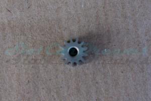 """Slot.it Motorritzel SW/AW 6,5 mm 13 Zähne """"Alu light""""=> """"Stück"""""""