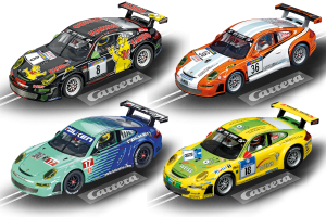 "SlotCarDreams Tuning Carrera Porsche GT3 RSR ""Race"" => VORLAGE"