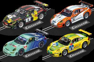 """SlotCarDreams Tuning Carrera  Porsche GT3 RSR """"Race"""" => VORLAGE"""