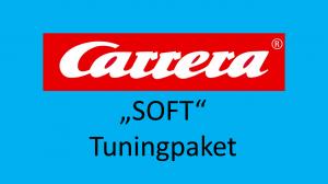 """SlotCarDreams Tuning """"SOFT"""" für Carrera 132 => VORLAGE"""