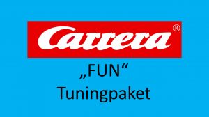 "SlotCarDreams Tuning ""FUN"" für Carrera 132 => VORLAGE"