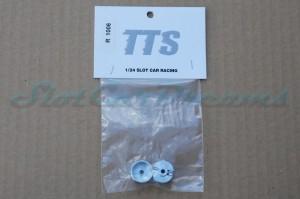 """TTS Felge 15,5 Front für 3 mm => """"Paar"""""""