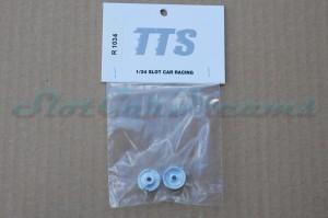 """TTS Felge 13,5 Front für 3 mm => """"Paar"""""""