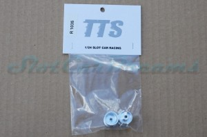 "TTS Felge 13,5 Rear für 3 mm => ""Paar"""