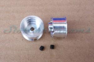 """BRM Flachfelge RevoSlot Rear 14,8er für 3 mm => """"Paar"""""""