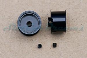 "RevoSlot Flachfelgen Rear GT One für 3 mm => ""Paar"""