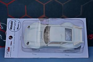 Porsche 911 GT2 White Kit Type A