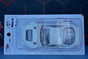Toyota Supra White Kit Type B