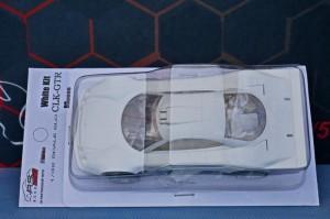 Mercedes CLK GTR White Kit