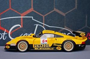 Porsche GT1 Pennzoil G-Force Motorsport 1999 #6