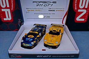 Porsche GT1 Pennzoil Twin Pack Limited Edition