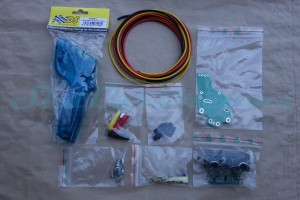 Transistor Regler RTR E-Brake v7 Black Edtion => Bausatz