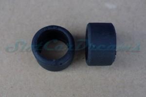 """BRM Reifen S-041  25 x 15 mm Shore 30 => """"Paar"""""""