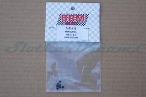"""BRM Madenschraube M2,5 x 2,5 mm """"Set"""""""