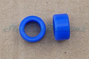 "Slot Angels Edition Silikonreifen Blau 19 x 10 mm => ""Paar"""