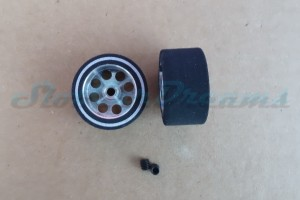 "Scaleauto ProComp 1 Rad 20,5 x 11 mm => ""Paar"""
