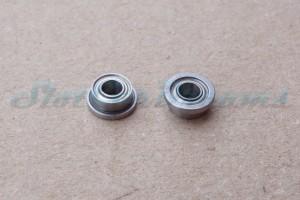 """SCD Achslager 2,38 x 4,8 mm Kugellager mit Flansch => """"Stück"""""""