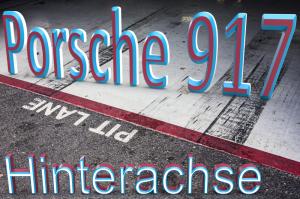 1. SCD Hinterachskit Carrera 124 #2