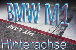 1. SCD Hinterachskit Carrera 124 #4