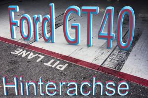 1. SCD Hinterachskit Carrera 124 #7