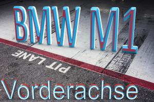 1. SCD Vorderachskit Carrera 124 #4