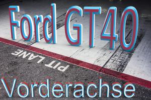 1. SCD Vorderachskit Carrera 124 #7