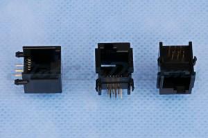Modular Einbaubuchse RJ12 DEC Carrera => Design #2