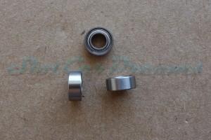 "SCD Achslager 3 x 6 mm ""ABEC-5 Kugellager geschlossen ohne Flantsch"" => ""Stück"""