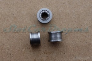 """SCD Achslager 2,38 x 4,8 mm Kugellager mit Doppelflansch => """"Stück"""""""