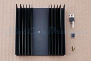 "SCD Power Kühlung Bausatz CU Verstärkung => ""Set"""