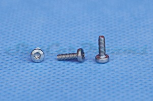 "SCD Schraube M2 x 6 mm =>  ""Stück"""