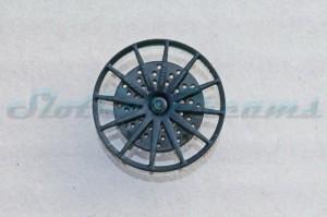 "Felgeneinsatz RS5 DTM Schwarz 19,1 mm flach => ""Stück"""