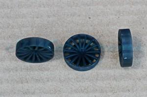 """Felgeneinsatz Audi R8 Schwarz 19,1 mm tief => """"Stück"""""""