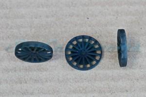 """Felgeneinsatz Audi R8 Schwarz 19,1 mm flach => """"Stück"""""""