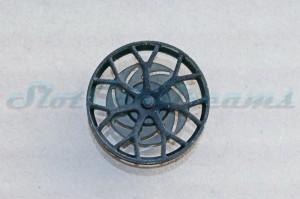 """Felgeneinsatz C7.R Schwarz 19,1 mm tief => """"Stück"""""""