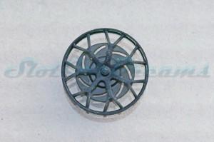 """Felgeneinsatz C7.R Schwarz 19,1 mm flach => """"Stück"""""""