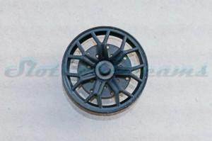 """Felgeneinsatz Ferrari 458 Schwarz 19,1 mm tief => """"Stück"""""""
