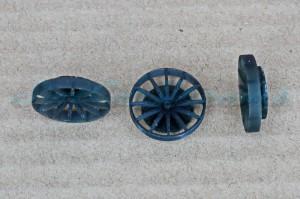 """Felgeneinsatz Mercedes SLS Schwarz 19,1 mm tief => """"Stück"""""""