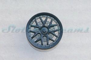 """Felgeneinsatz Porsche 997 Schwarz 19,1 mm flach => """"Stück"""""""