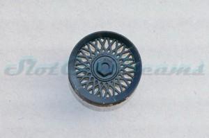 """Felgeneinsatz M1 Schwarz 16,6 mm => """"Stück"""""""