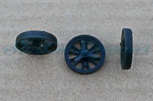 """Felgeneinsatz Ford GT40 Schwarz 16,2 mm => """"Stück"""""""