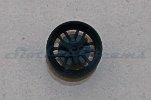 """Felgeneinsatz T70 Schwarz 16,3 mm tief => """"Stück"""""""