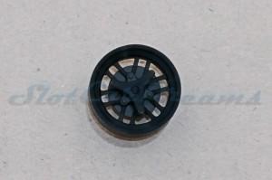 """Felgeneinsatz Lola T70 Schwarz 16,3 mm flach => """"Stück"""""""