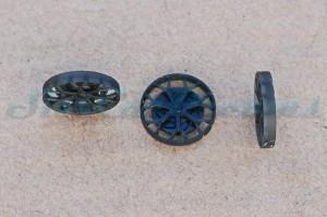 """SCD Felgeneinsatz C7.R Schwarz 14,7 mm => """"Stück"""""""